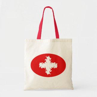 Gnarly Flaggen-Tasche der Schweiz