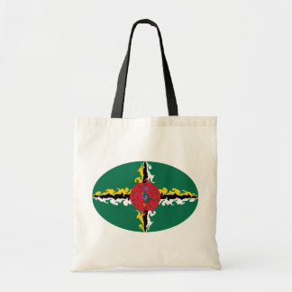 Gnarly Flaggen-Tasche Dominicas