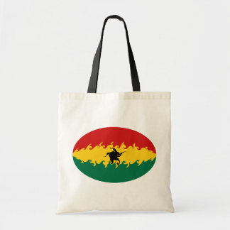 Gnarly Flaggen-Tasche Ghanas