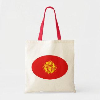 Gnarly Flaggen-Tasche Kirgisistans