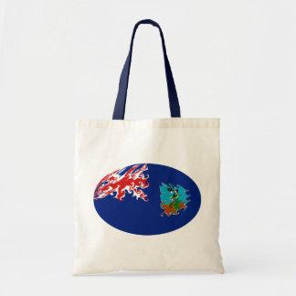 Gnarly Flaggen-Tasche Montserrats