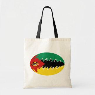 Gnarly Flaggen-Tasche Mosambiks