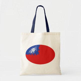 Gnarly Flaggen-Tasche Myanmars