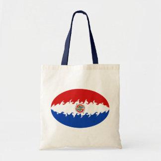 Gnarly Flaggen-Tasche Paraguays