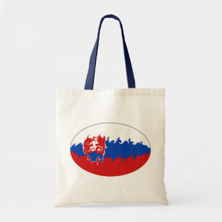 Gnarly Flaggen-Tasche Slowakei