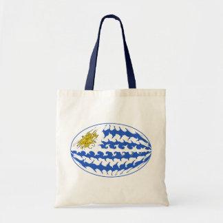 Gnarly Flaggen-Tasche Uruguays