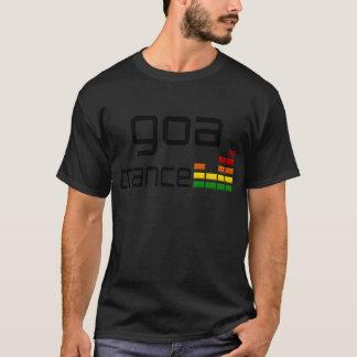 Goa Trance-Musik mit Stereoentzerrer T-Shirt