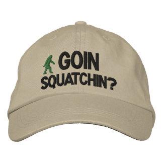 Goin Squatchin? Besticktes Cap