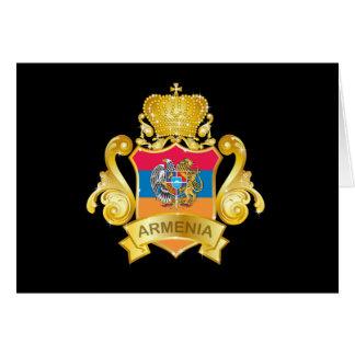 Gold Armenien Karte