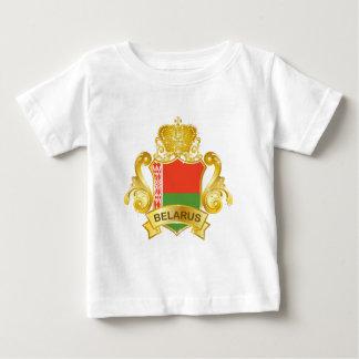 Gold Weißrussland Baby T-shirt