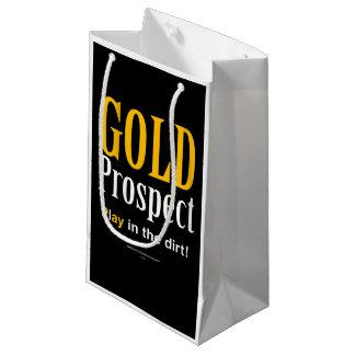 Goldaussicht Kleine Geschenktüte