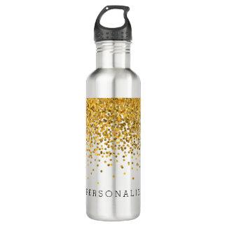 GoldConfetti personalisiert Trinkflaschen