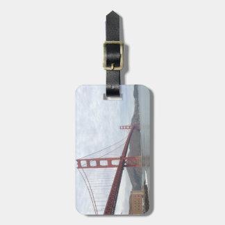 Golden gate bridge-Gepäckanhänger Kofferanhänger