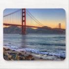 Golden gate bridge von San- Francisco Bayspur Mousepad