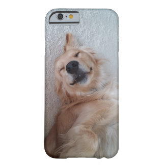 Golden retriever-Fall Barely There iPhone 6 Hülle