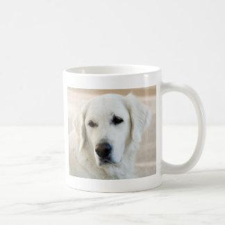Golden retriever kaffeetasse