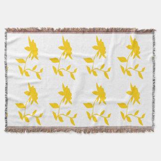 Goldene Blumendecke Decke