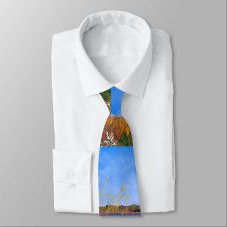 Goldene Delaware River Krawatte