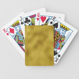 Goldene Hand Poker Karten