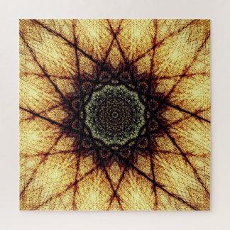 Goldene Mandala