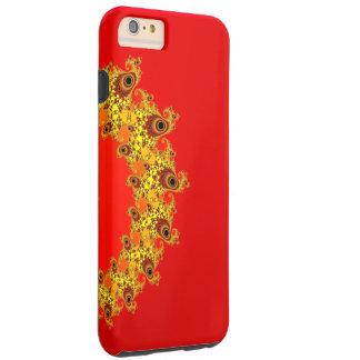 Goldene Spirale Tough iPhone 6 Plus Hülle