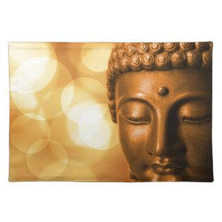 Goldener Buddha Tischset