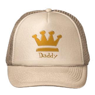 Goldener König Daddy Hat Kultcaps