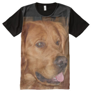 Goldener Retriever-UnisexT - Shirt