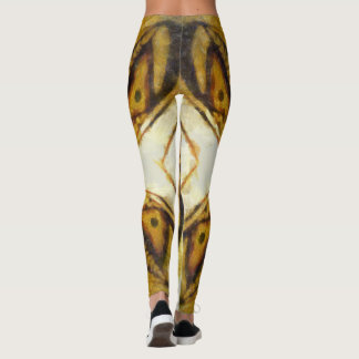 Goldener Schmetterling Leggings