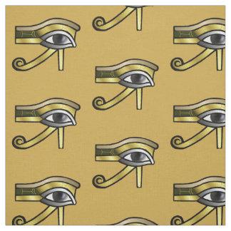 Goldenes Auge von Horus Stoff