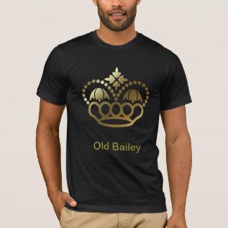 Goldenes Krone T-Shirt - alter Bailey