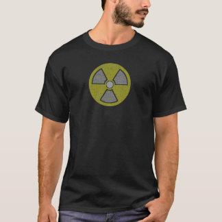 Goldenes nukleares T-Shirt