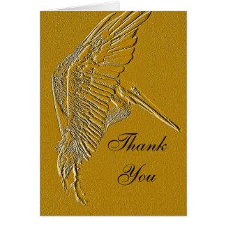 Goldenes Pelicans_ Karte