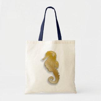 Goldenes Seepferd Tragetasche