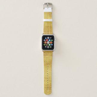 Goldenes Uhrenarmband Apples Apple Watch Armband