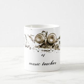 Goldflöte, Lehrer der Musik #1 Kaffeetasse