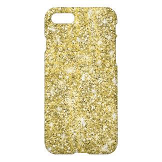 GoldGlitter-cooler Druck Zazzle iPhone 7 Fall iPhone 8/7 Hülle
