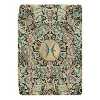 Goldgrüne iPad Pro Cover