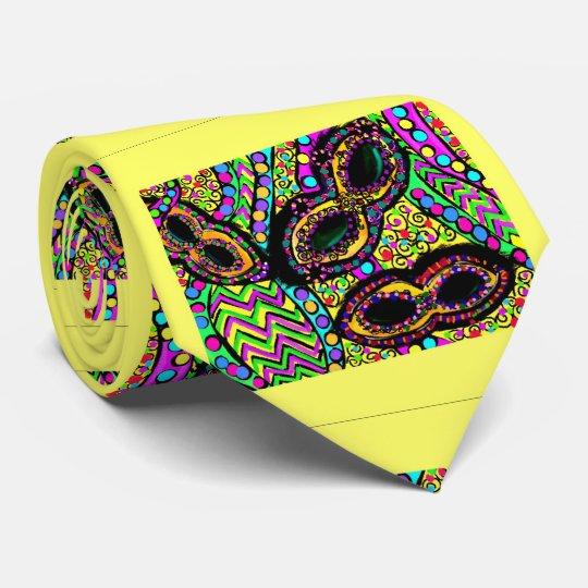 GOLDkarneval Krawatte