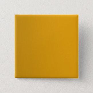 Goldleere SCHABLONE: Addieren Sie Text, Bild, Quadratischer Button 5,1 Cm