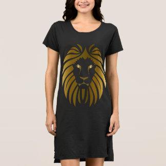 Goldlöwe kundengerecht kleid