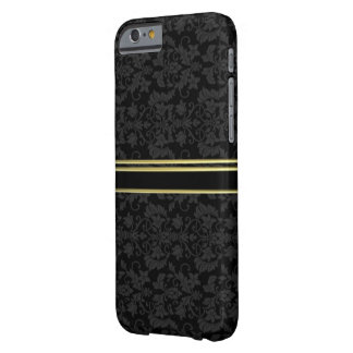GOLDLuxe DAMAST Art IPHONE 6 FALL Barely There iPhone 6 Hülle