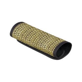 Goldmetallkettenhemd-metallische mittelalterliche gepäckgriff marker