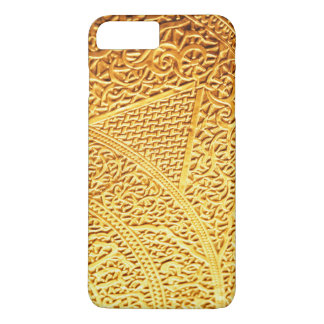 Goldmuster iPhone 7 Plusfall iPhone 8 Plus/7 Plus Hülle