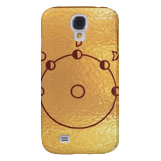 Goldstar, Stern, Bahn, Roboter: Joshino Gozzlo Galaxy S4 Hülle