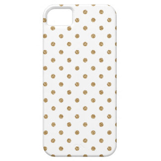 GoldTupfen Iphone 5 Fall iPhone 5 Cover