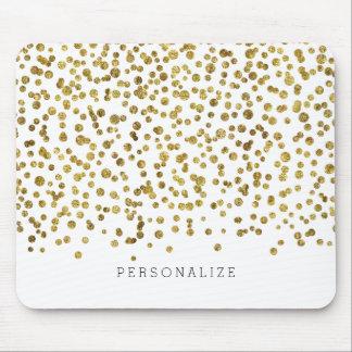 GoldzauberConfetti Mousepad