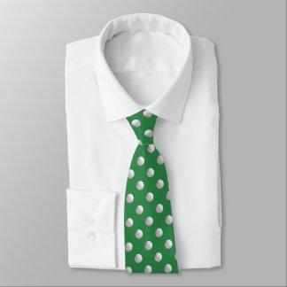 Golf-Ball-Krawatte Krawatte