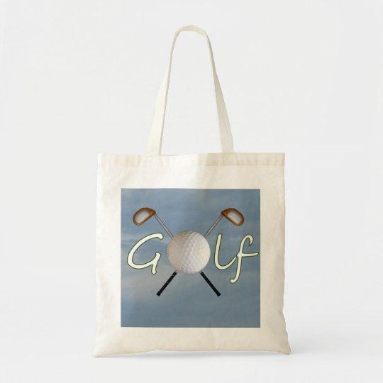 Golf-Budget-Taschen-Tasche Budget Stoffbeutel