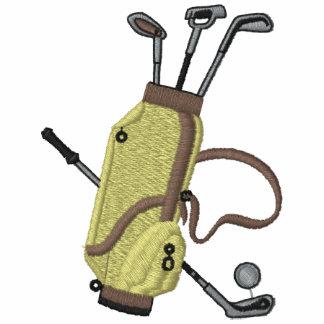 Golf gesticktes Shirt Besticktes Polo Hemd